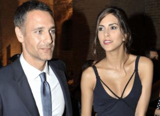 Raoul Bova e Rocio Munoz Morales in crisi? Le foto lanciano l'allarme