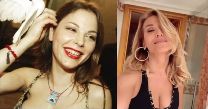 Naike Rivelli - Barbara D'Urso