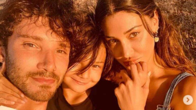 """""""Vostro figlio Santiago ha più talento di voi"""": Belen Rodriguez e Stefano De Martino ammutoliti dal web [VIDEO]"""