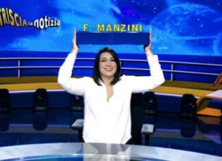 Francesca Manzini debutta a Striscia la Notizia
