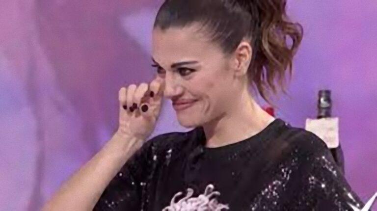 Bianca Guaccero scoppia a piangere in diretta: ecco cosa è successo a Detto Fatto
