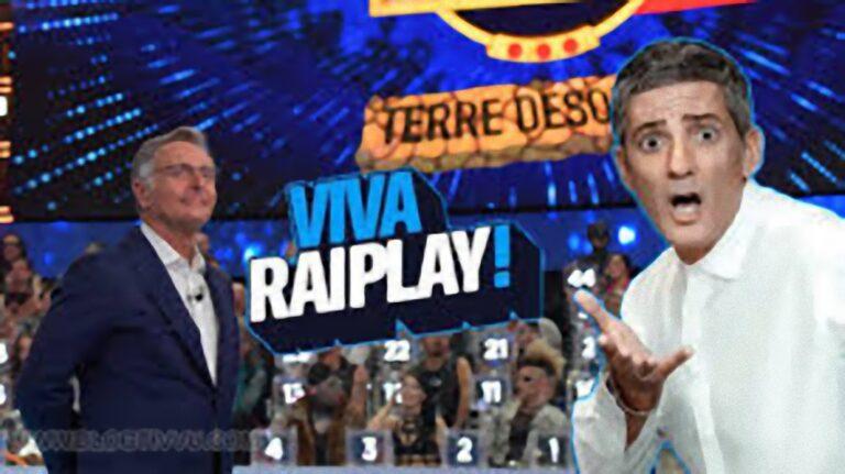 Ascolti tv 4 aprile: Paolo Bonolis non ha rivali, Ciao Darwin in replica batte Fiorello, bene Marco Liorni