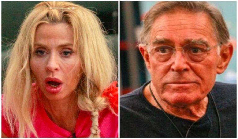 Grande Fratello VIP, Fabio Testi e Valeria Marini fuori dalla casa