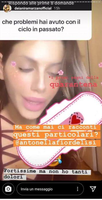 Antonella Fiordelisi risponde ai fan