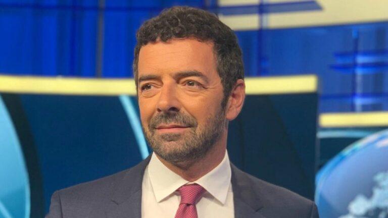 Alberto Matano pazzo di gioia: fiocco rosa nella vita del giornalista calabrese [FOTO]