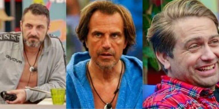 """Antonio Zequila contro Patrick e Sossio del GF VIP: """"Non posso accettare che in tv…"""""""