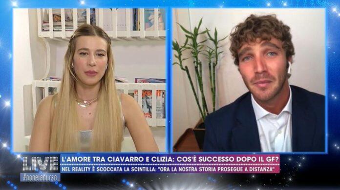 Clizia e Paolo a Live non è la D'Urso