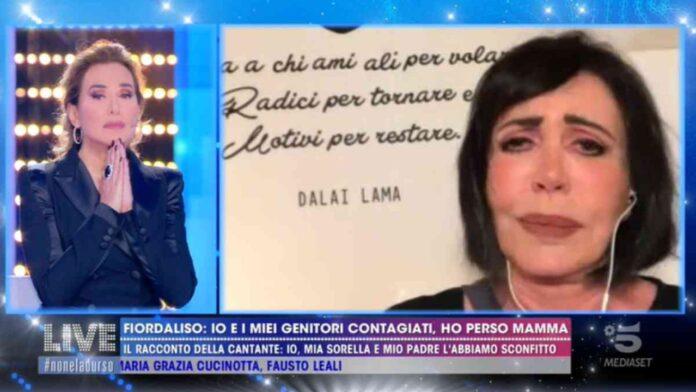 Marina Fiordaliso - Barbara D'Urso