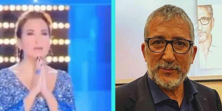 """Barbara D'Urso umiliata da Lucio Presta: """"Chi tace è complice di tale orrore"""""""