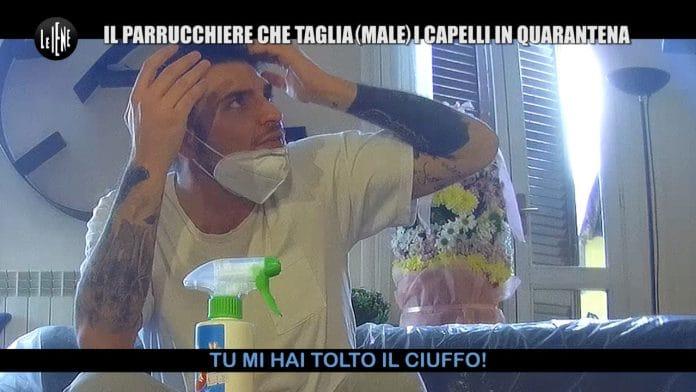 Luigi Favoloso a Le Iene