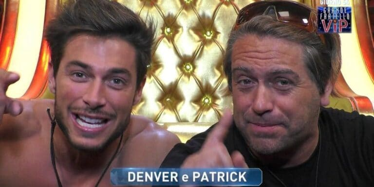 Patrick e Denver svelano scene mai andate in onda al GF VIP: indumenti spariti e scherzi censurati