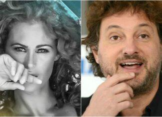 Samantha De Grenet e Leonardo Pieraccioni