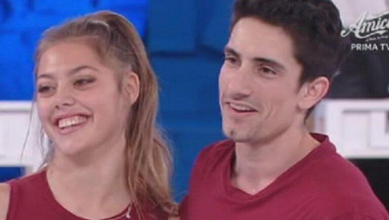Amici 2020, novità sulla storia d'amore di Javier Rojas e Talisa Rovagnani