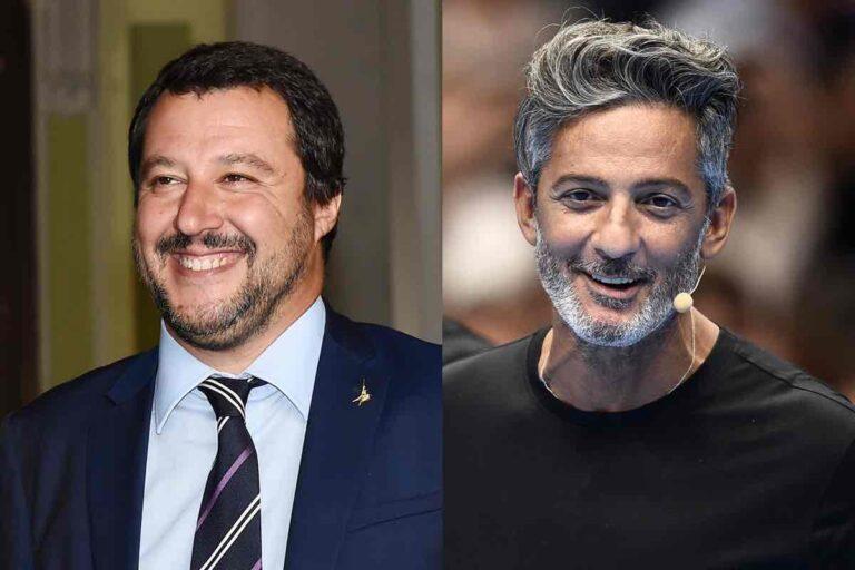 """Fiorello contro Salvini, """"Puoi pregare anche in bagno se vuoi…"""" (Video)"""