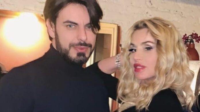 Valeria Marini e il fidanzato