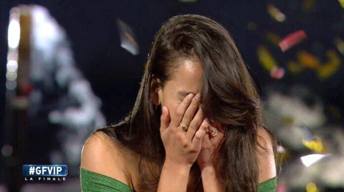 Paola Di Benedetto vince GF VIP 4