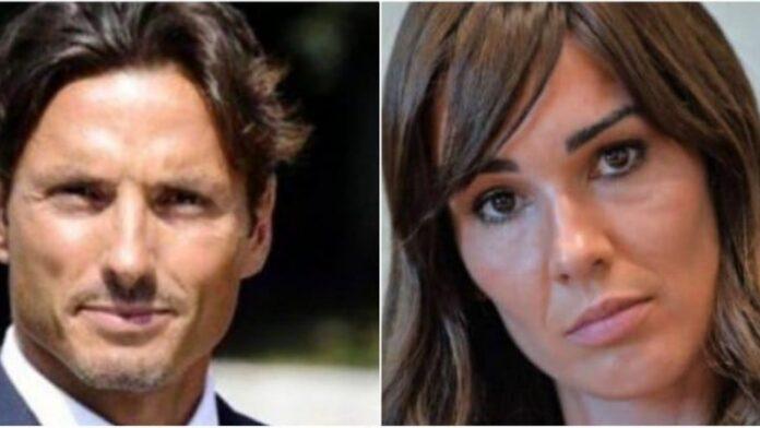 Silvia Toffanin e Pier Silvio