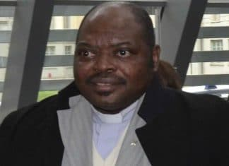 Padre Graziano Alabi
