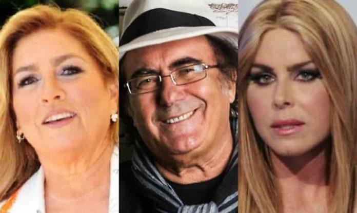 Al bano, Loredana Lecciso e Romina Power