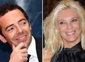 Alberto Matano ed Eleonora Daniele
