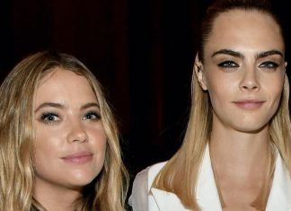 Ashley Benson e Cara Delevigne