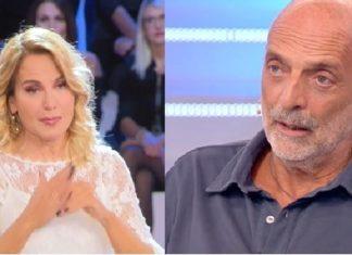 Barbara D'Urso contro Paolo Brosio
