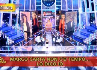 Barbara D'Urso su Striscia la notizia