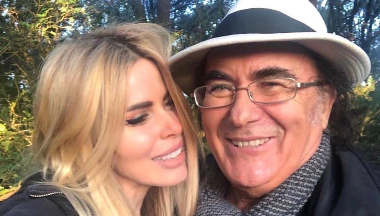 Albano e Loredana Lecciso insieme