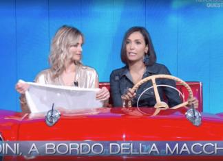 Caterina Balivo e Francesca Fialdini