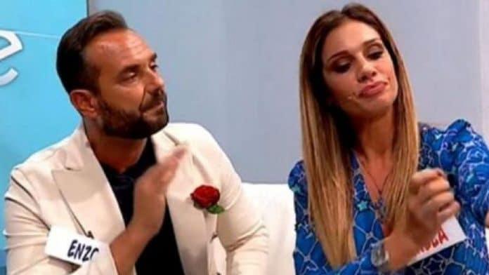 Enzo Capo e Pamela Berretta