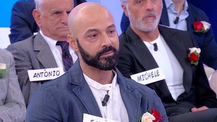 Uomini e donne: Fabrizio Cilli