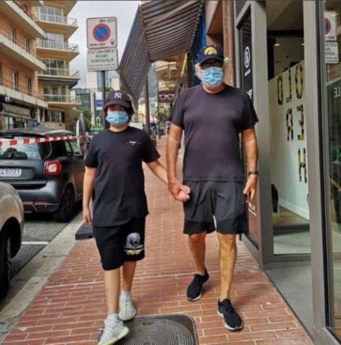 Flavio Briatore, insulti pesanti al figlio Nathan Falco: imprenditore furioso