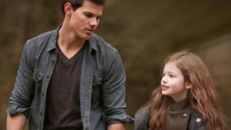 Novità dalla saga di Twilight: Jacob e Renesme di nuovo insieme
