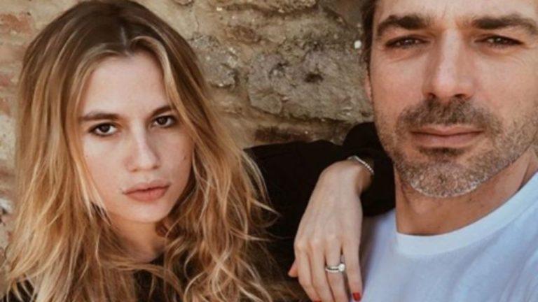 Luca Argentero e Cristina Marino, prime foto con la loro bambina (Foto)