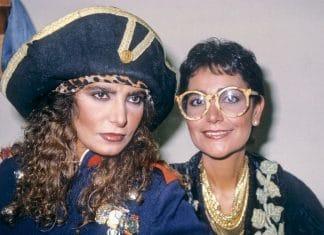 Mia Martini e Loredana Bertè