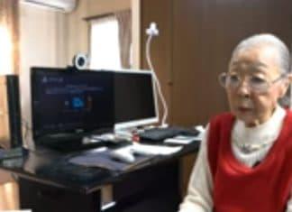 Mori, la YouTuber più anziana del mondo