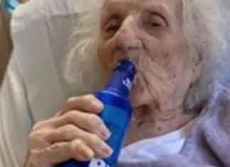 Nonna di 103 anni
