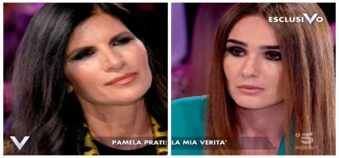 Pamela Prati e Silvia Toffanin
