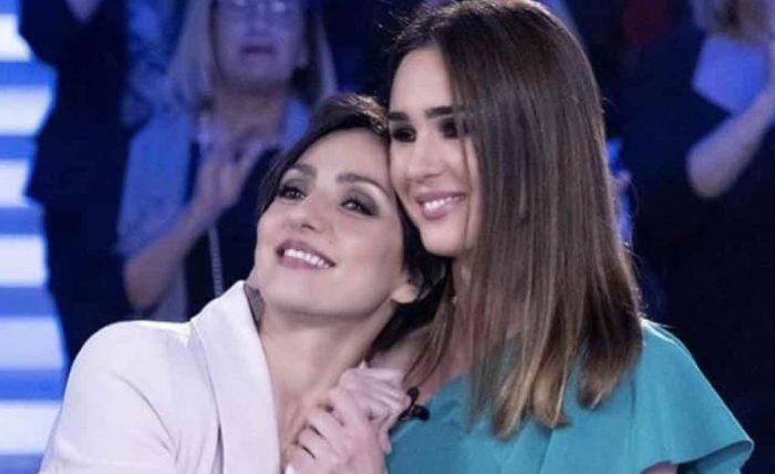 Ambra angiolini e Silvia Toffanin