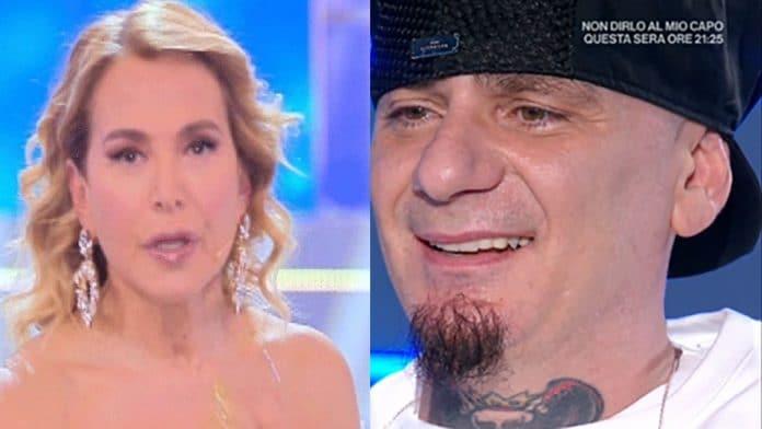 Barbara D'Urso e J Ax