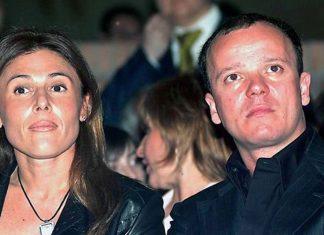 Carmela Barbato e Gigi D'Alessio
