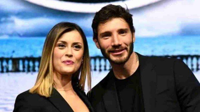 Fatima Trotta e Stefano De Martino