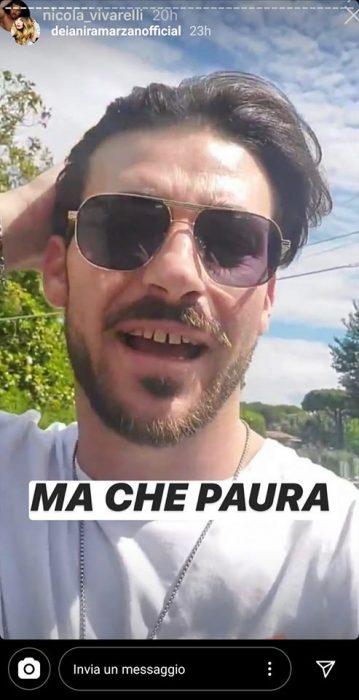 Nicola Vivarelli su Instagram