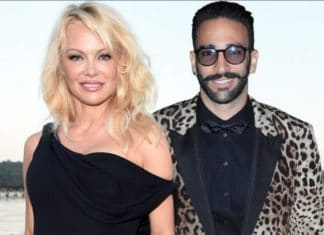 Pamela Anderson e Rami