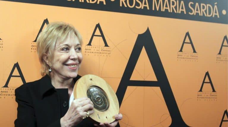 Rosa Maria Sardà l'attrice perde la sua battaglia contro il cancro