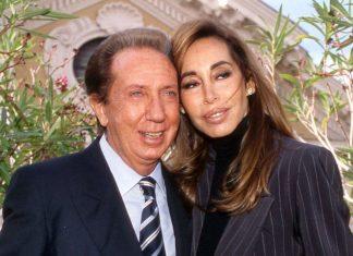 Daniela Zuccoli e Mike Bongiorno