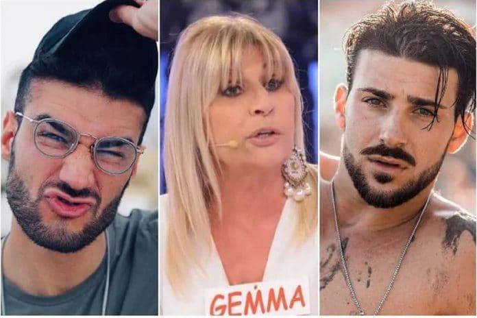 Lorenzo Riccardi, Gemma Galgani e Nicola Vivarelli