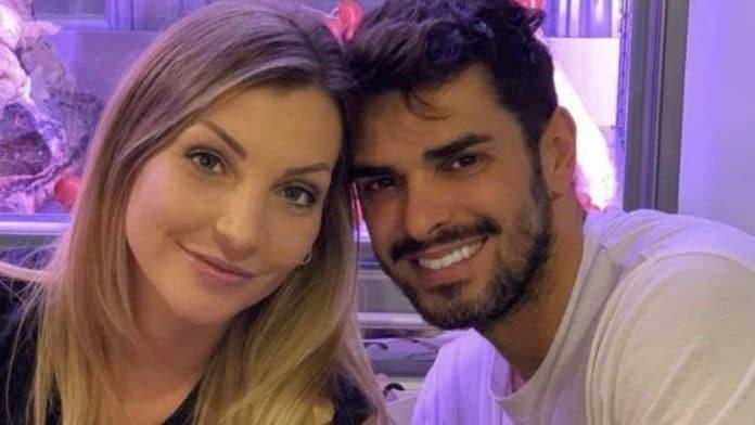 Tara Garieletto e Cristian Galella