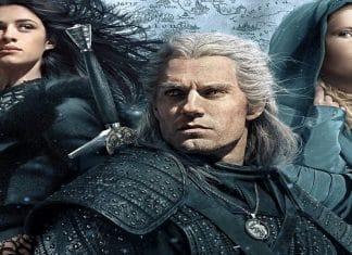 Yennefer, Geralt e Ciri