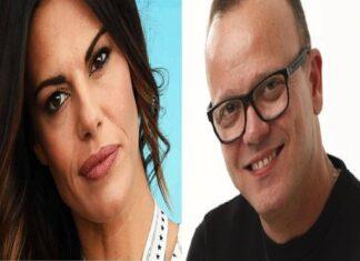 Bianca Guaccero e Gigi D'Alessio